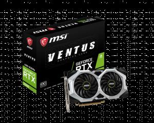 MSI GeForce RTX 2060 VENTUS 6G OC RU
