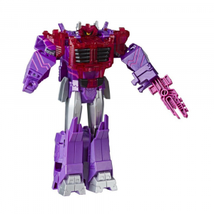 Фигурка Transformers Cyberverse Ultimate Class Energon Armor Shockwave