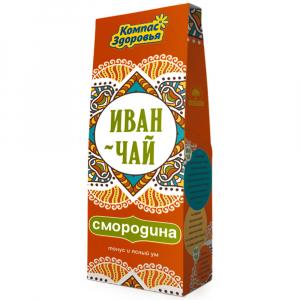 Иван-чай Смородина Компас Здоровья 60гр