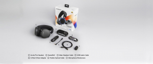 SteelSeries Arctis Pro + GameDAC Black