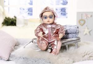Набор одежды для куклы Baby Annabell Зимний комбинезон и очки