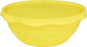 Салатник Brilliante  2,5л с крышкой манговый сорбет, GR1835ЛМН