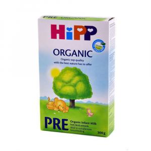 Сухая молочная смесь HiPP Pre Organic 300 гр