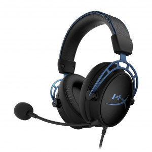 HyperX Cloud Alpha S BLUE