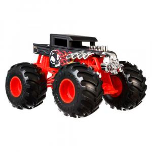 Машинка Hot Wheels Monster Trucks bone shaker vehicle
