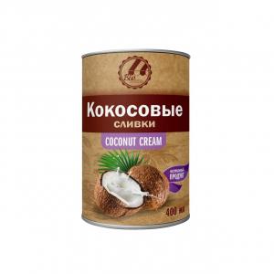 Кокосовые сливки 20 - 22% жирности