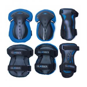 Комплект Защитный Globber (синий)