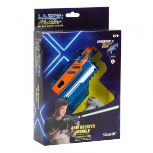 Игровой набор Silverlit Lazer M.A.D. Модуль +15 м и Рукоятка