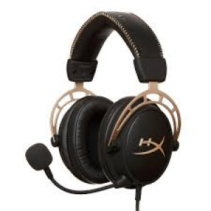 HyperX Cloud Alpha Gold