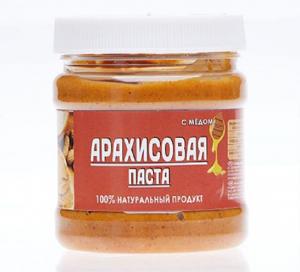 Арахисовая паста Nuteco 200 гр