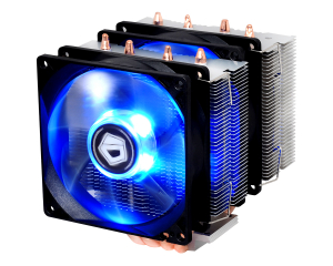 SE-904TWIN  TDP 150W/2xFan/PWM/2200rpm/AMD,INTEL