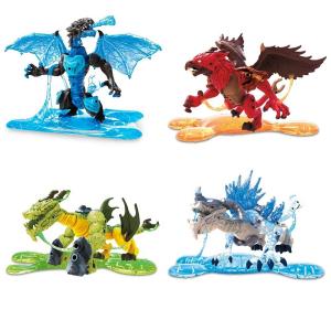 Слайм Mega Costrux breakout beasts 3