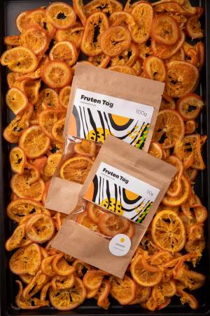 Апельсин сушеный Fruten Tag (100гр)