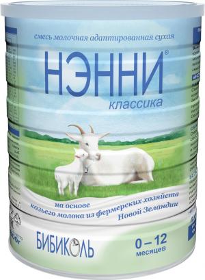 НЭННИ Классика 800 гр. (0-12)
