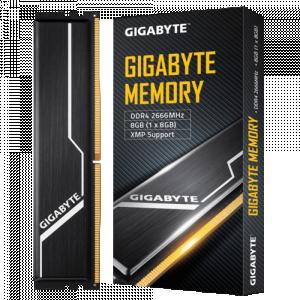 Gigabyte 8GB 2666 MHz CL16