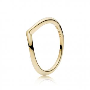 Wishbone PANDORA Shine ring