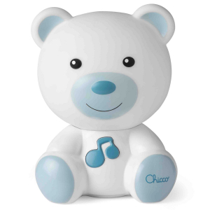 Ночник Chicco Dreamlight Bear голубой