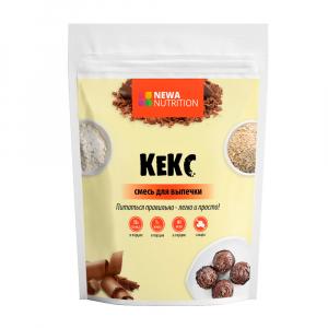 Смесь сухая NEWA NUTRITION для кексов - шоколадный вкус