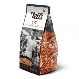 Yelli Суп по итальянски с мелкой пастой 250гр