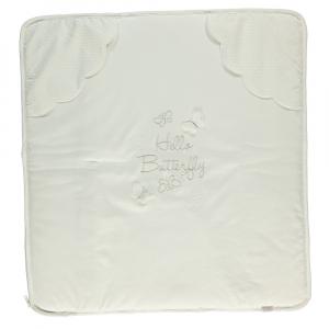 Одеяло с подкладом (HELLO BUTTERFLY)