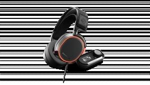 SteelSeries Arctis Pro + GameDAC Black
