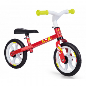Беговел Smoby First Bike (красный)