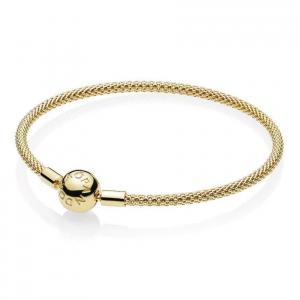 PANDORA Shine mesh bracelet