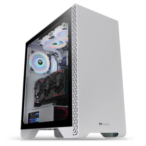 Thermaltake S300 TG Snow Edition