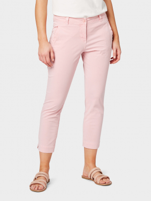 Tom Tailor Chino slim, Soft Pink, 44