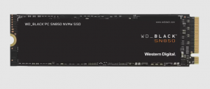 Western Digital SN850 500GB NVMe