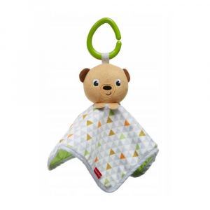 Игрушка-подвеска Fisher-Price Медвежонок Peek a boo