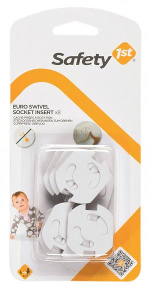 Safety 1st Блокирующее уст-во для розетки 8 шт.
