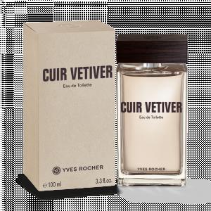 Туалетная Вода «Cuir Vetiver», 100 мл