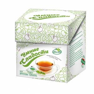 Заменитель сахара «Умные сладости» в порошке Саше 50шт