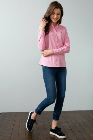 SHIRT LONGSLEEVE BASIC