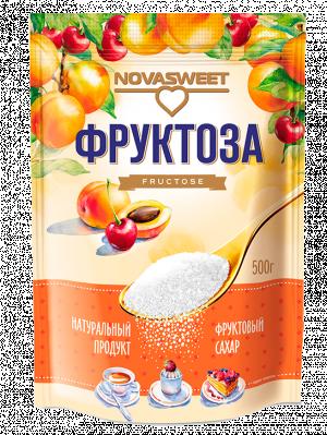Фруктоза Novasweet 500г