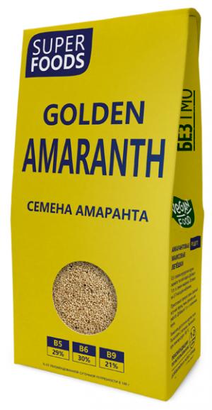 Семена амаранта Компас Здоровья Golden Amaranth Seeds