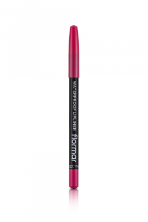 WATERPROOF LIPLINER-220Rebellious fuchsia