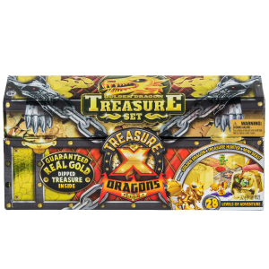 Набор Treasure X Золото драконов в непрозрачной упаковке (Сюрприз) 41511