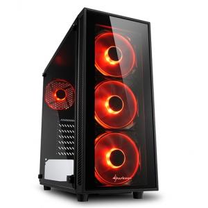 Sharkoon TG4 Red