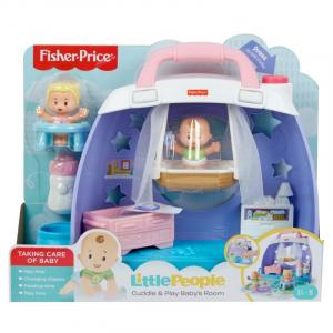 Набор Fisher-Price Детский сад для маленьких людей