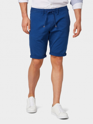 dyed shorts, after dark blue, 33