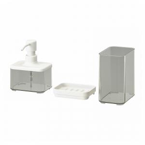 BROGRUND набор для ванной,3 предмета (арт. 80456557)