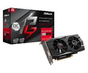 ASRock AMD Radeon RX 580 Phantom Gaming D OC (Только в сборках)