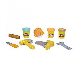 Набор для лепки Play-Doh Строительные инструменты
