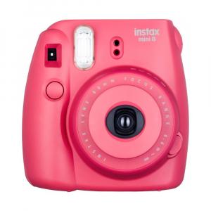 Фотоаппарат FUJIFILM instax mini 8 raspberry моментальная печать