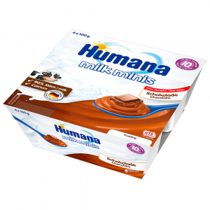 Шоколадный пудинг Humana