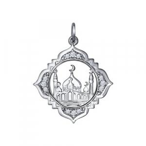 003 - Подвеска серебро 925°