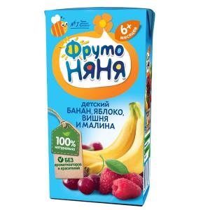 НЕКТАР ИЗ СМЕСИ ФРУКТОВ 0,2Л