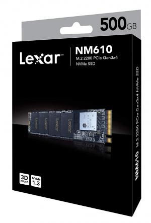 Lexar NM610 500GB SSD M.2